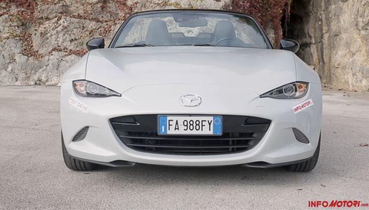 Test Drive Mazda MX-5 1.5 da 131 CV: il divertimento allo scoperto - Foto 2 di 22
