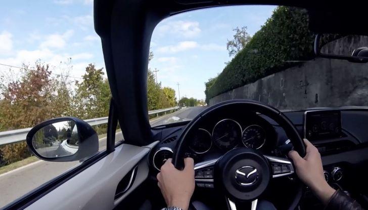Test Drive Mazda MX-5 1.5 da 131 CV: il divertimento allo scoperto - Foto 20 di 22