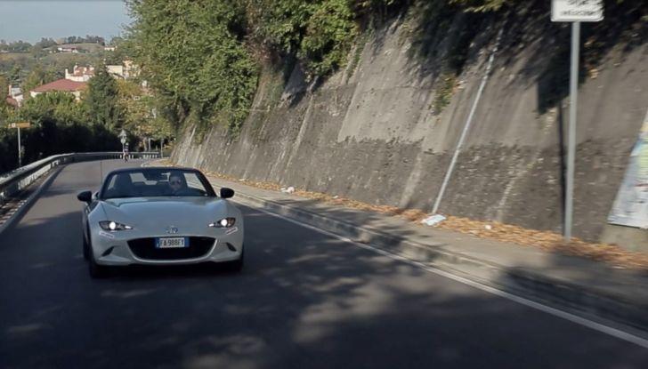 Test Drive Mazda MX-5 1.5 da 131 CV: il divertimento allo scoperto - Foto 21 di 22