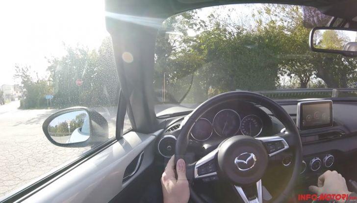Test Drive Mazda MX-5 1.5 da 131 CV: il divertimento allo scoperto - Foto 5 di 22