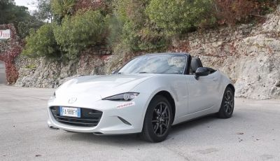 Test Drive Mazda MX-5 1.5 da 131 CV: il divertimento allo scoperto