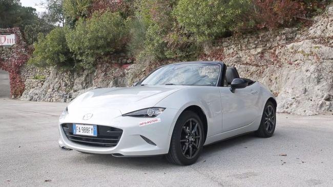 Nuova Mazda Mx 5 2019 Pi 249 Potenza Per La Roadster