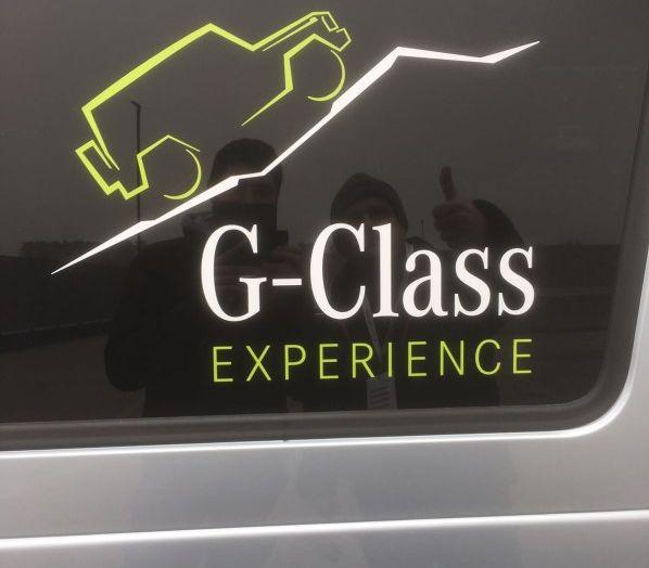 Mercedes Classe G: Prova su strada e in fuoristrada - Foto 23 di 33