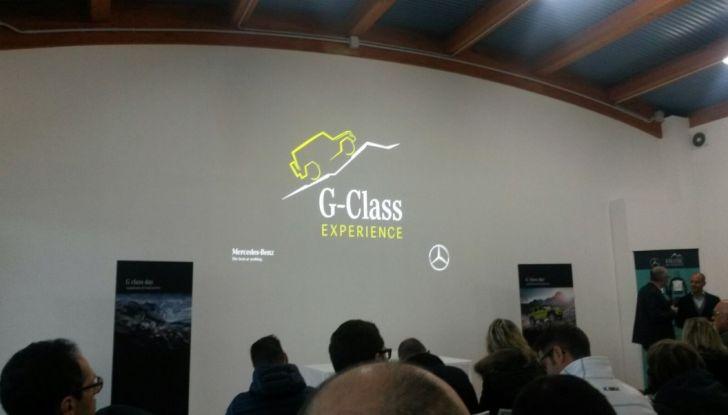 Mercedes Classe G: Prova su strada e in fuoristrada - Foto 33 di 33