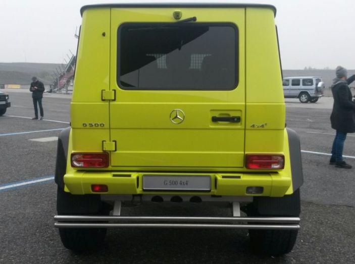 Mercedes Classe G: Prova su strada e in fuoristrada - Foto 6 di 33