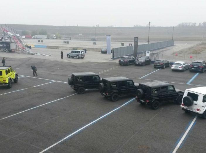 Mercedes Classe G: Prova su strada e in fuoristrada - Foto 30 di 33