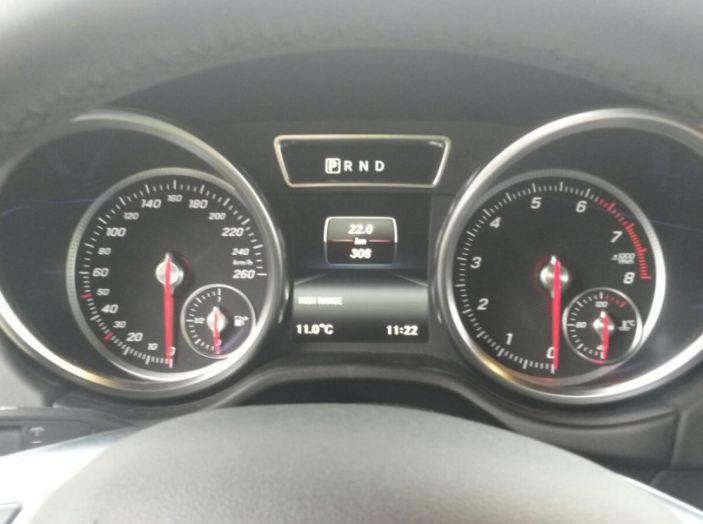 Mercedes Classe G: Prova su strada e in fuoristrada - Foto 15 di 33