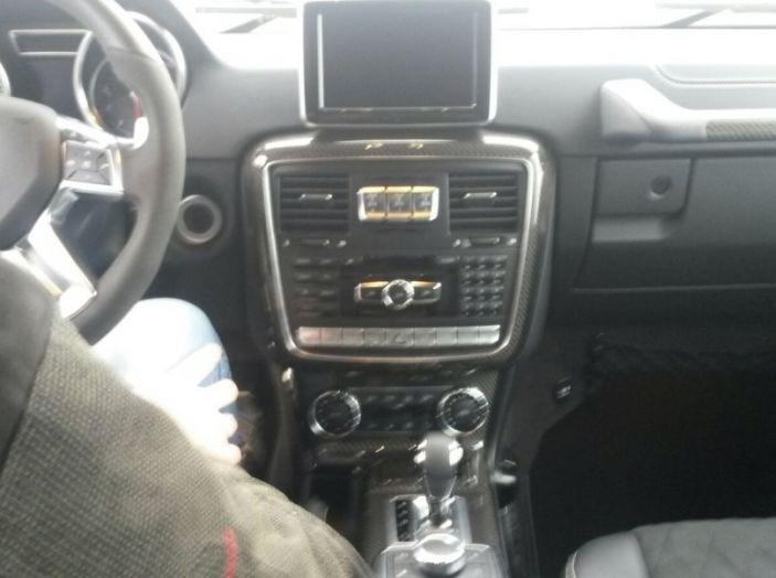 Mercedes Classe G: Prova su strada e in fuoristrada - Foto 18 di 33