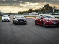 Le GTi secondo Peugeot Sport: test drive a Misano