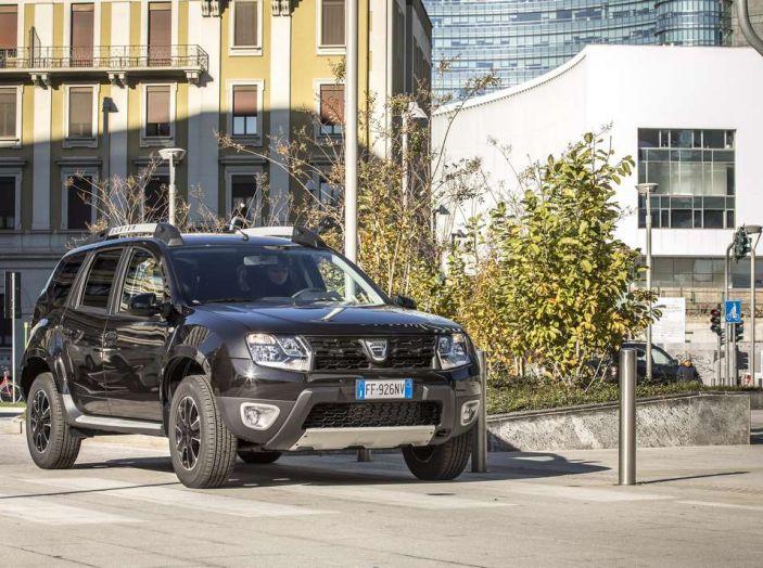 Dacia Duster, dati tecnici e motori della sport utility di segmento B