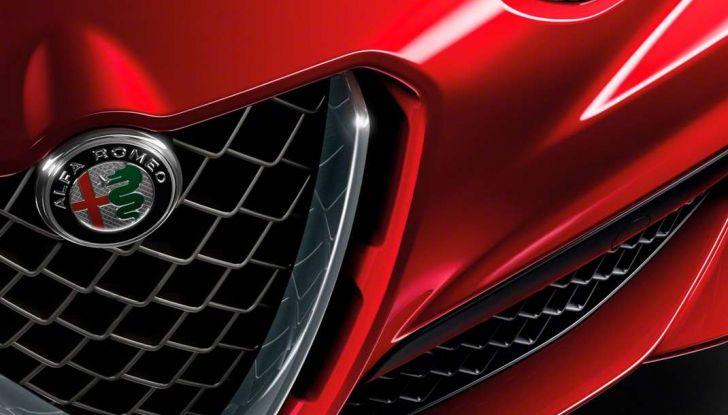 Alfa Romeo Stelvio pick-up, il rendering - Foto 4 di 25
