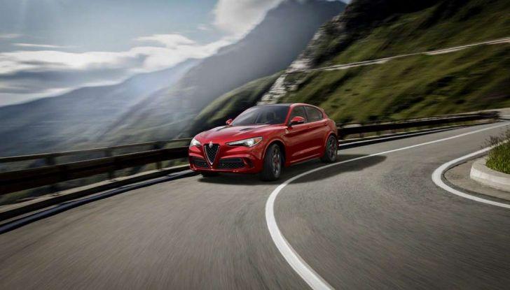 Alfa Romeo Stelvio, il motore 2.2 Diesel 180 CV amplia la gamma - Foto 5 di 25