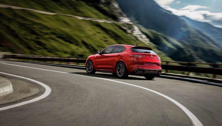 Alfa Romeo Stelvio, il motore 2.2 Diesel 180 CV amplia la gamma - Foto 6 di 25