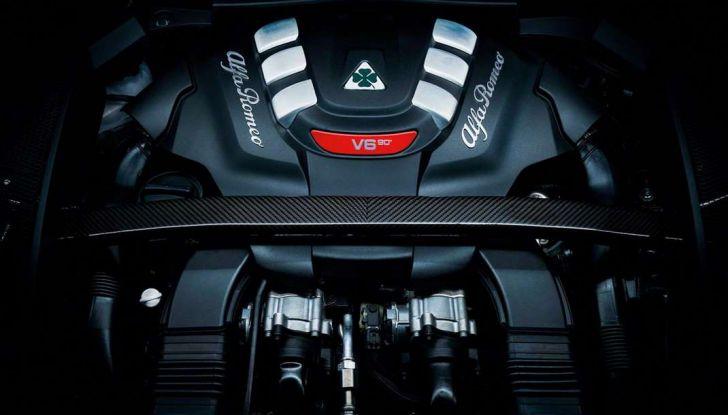 Alfa Romeo Stelvio, il motore 2.2 Diesel 180 CV amplia la gamma - Foto 10 di 25