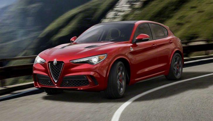 Alfa Romeo Stelvio, il motore 2.2 Diesel 180 CV amplia la gamma - Foto 1 di 25
