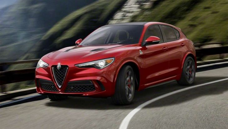Alfa Romeo Stelvio pick-up, il rendering - Foto 1 di 25