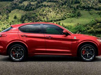 Nuovo SUV Alfa Romeo Stelvio, motorizzazioni e dati tecnici