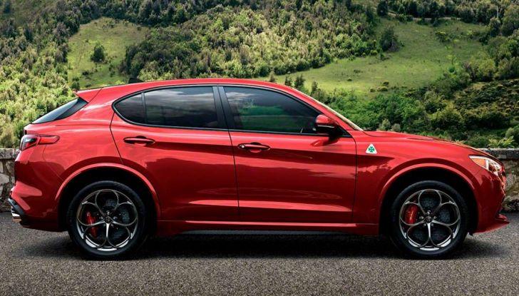 Alfa Romeo Stelvio pick-up, il rendering - Foto 2 di 25