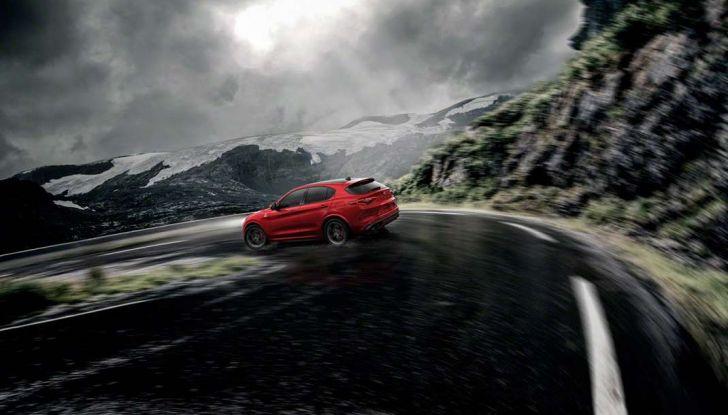 Alfa Romeo Stelvio pick-up, il rendering - Foto 13 di 25