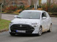 Opel Corsa 5 porte, prime foto spia dei test su strada