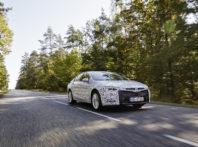 Nuova Opel Insignia: passo allungato, peso ridotto e nuovo telaio FlexRide