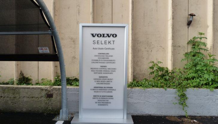 Volvo Selekt: le nostre prove con recensione dell'usato garantito - Foto 4 di 21