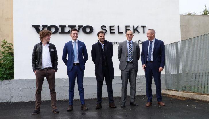 Volvo Selekt: le nostre prove con recensione dell'usato garantito - Foto 2 di 21