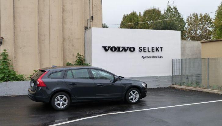 Volvo Selekt: le nostre prove con recensione dell'usato garantito - Foto 6 di 21