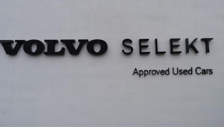 Volvo Selekt: le nostre prove con recensione dell'usato garantito - Foto 12 di 21