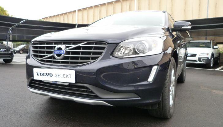 Volvo Selekt: le nostre prove con recensione dell'usato garantito - Foto 16 di 21