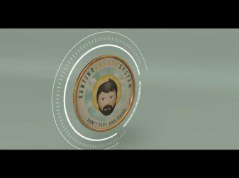 "Santino SafetySystem: l'icona cristiana diventa ""smart"" (Video)"