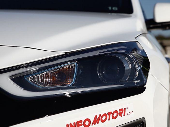 La Hyundai Ioniq promossa ai crash test con 5 stelle Euro NCAP - Foto 30 di 31