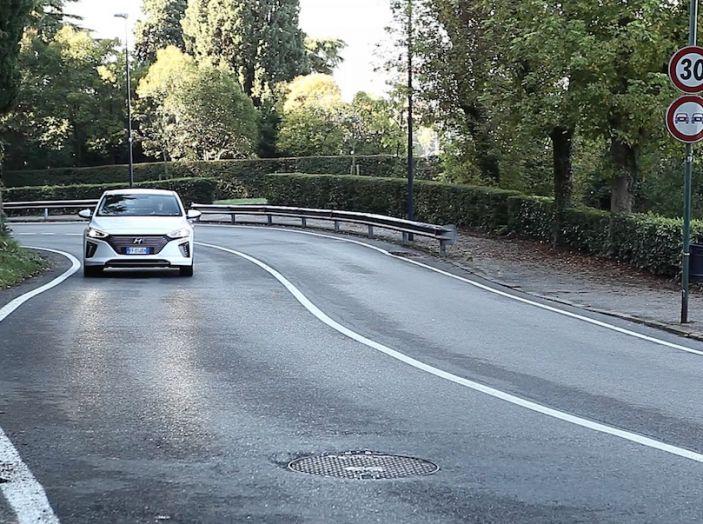 La Hyundai Ioniq promossa ai crash test con 5 stelle Euro NCAP - Foto 4 di 31