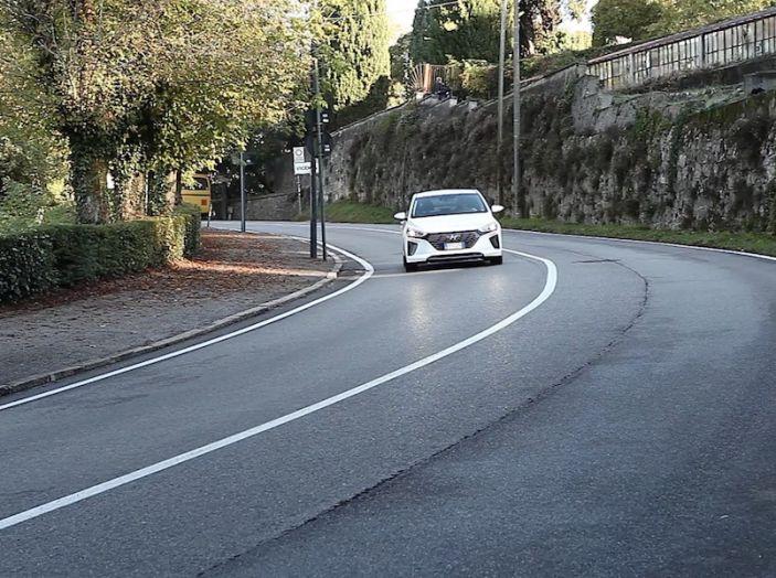 La Hyundai Ioniq promossa ai crash test con 5 stelle Euro NCAP - Foto 5 di 31
