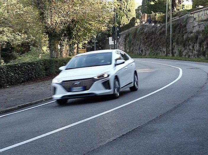 La Hyundai Ioniq promossa ai crash test con 5 stelle Euro NCAP - Foto 6 di 31