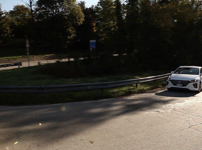 La Hyundai Ioniq promossa ai crash test con 5 stelle Euro NCAP - Foto 12 di 31