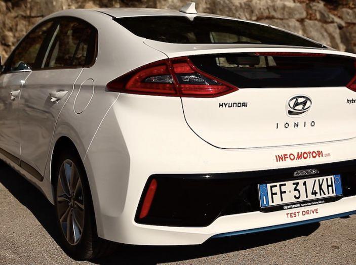 La Hyundai Ioniq promossa ai crash test con 5 stelle Euro NCAP - Foto 24 di 31