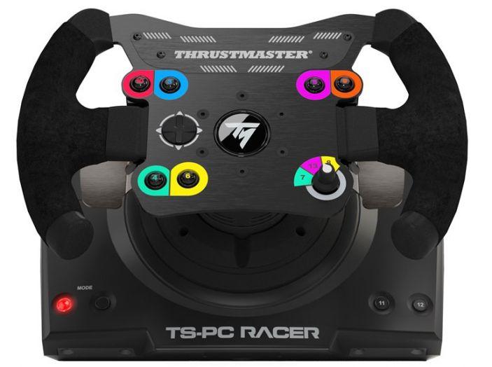 Thrustmaster annuncia il nuovo volante TS-PC Racer - Foto 1 di 4