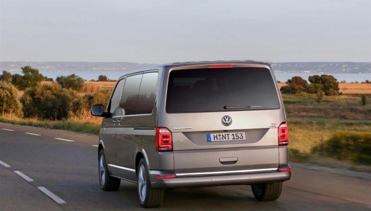 Volkswagen Multivan T6 2016: la nostra prova su strada - Foto 5 di 7