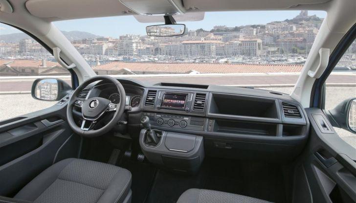 Volkswagen Multivan T6 2016: la nostra prova su strada - Foto 2 di 7