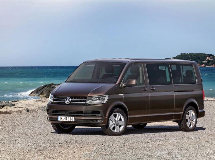 Volkswagen Multivan T6 2016: la nostra prova su strada - Foto 1 di 7