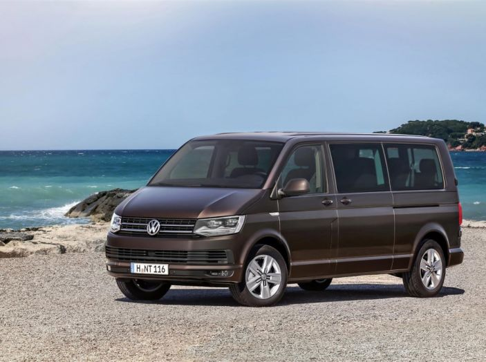Volkswagen Multivan T6 2016: la nostra prova su strada - Foto 6 di 7