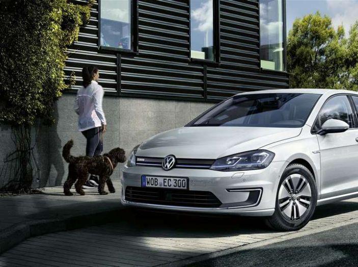 Arriva la Volkswagen e-Golf, l'elettrica con 300 km di autonomia