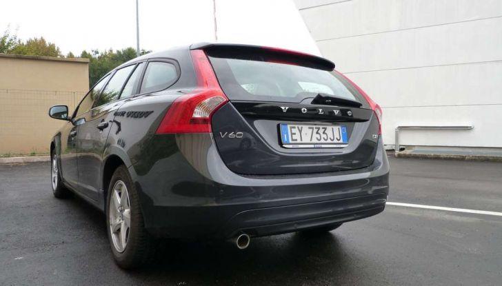 Prova su strada Volvo V60: l'usato garantito Volvo Selekt - Foto 6 di 29