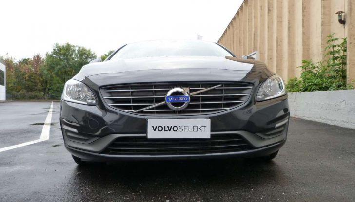 Prova su strada Volvo V60: l'usato garantito Volvo Selekt - Foto 16 di 29