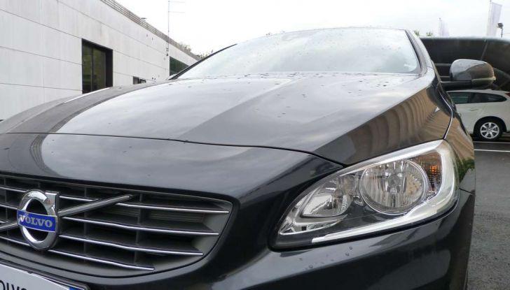 Prova su strada Volvo V60: l'usato garantito Volvo Selekt - Foto 4 di 29