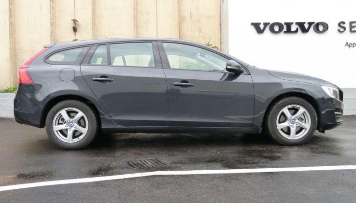Prova su strada Volvo V60: l'usato garantito Volvo Selekt - Foto 17 di 29