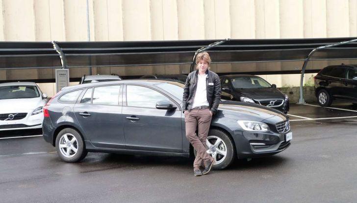 Prova su strada Volvo V60: l'usato garantito Volvo Selekt - Foto 5 di 29