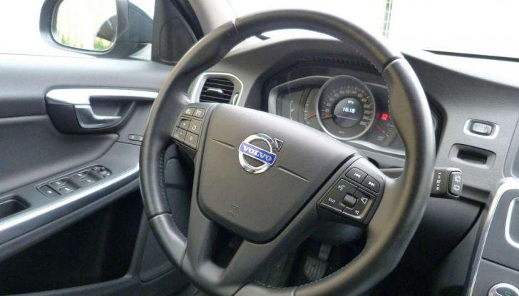 Prova su strada Volvo V60: l'usato garantito Volvo Selekt - Foto 18 di 29