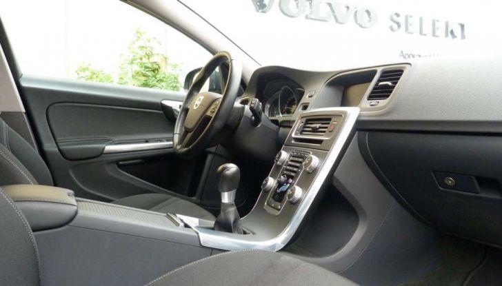 Prova su strada Volvo V60: l'usato garantito Volvo Selekt - Foto 20 di 29